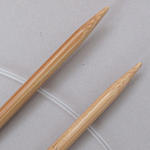 Chiagoo Bamboo Circular Knitting Needles US Size 1 1/2 (2.5 mm)