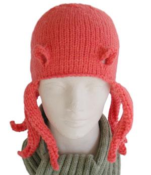Octopus Hat PDF Pattern - Morehouse Farm b3fa0ffaaf8