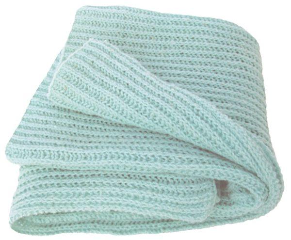 Baby Blanket Fisherman Rib