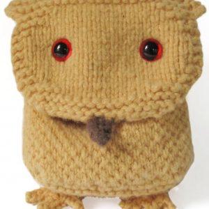 Baby Owl Purse