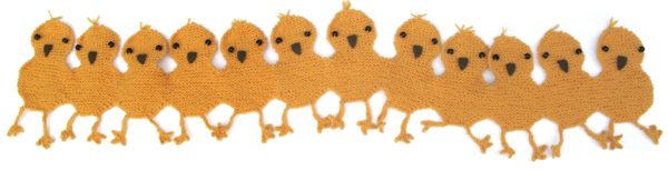 Chick Scarf