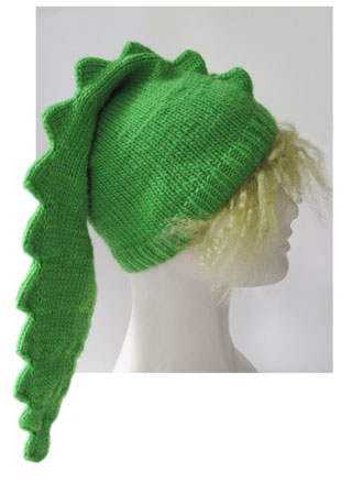 Dragon Hat Pdf Pattern Morehouse Farm