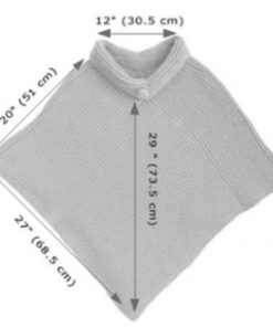 Aurora Poncho Measurements