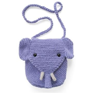 Morehouse Little Elephant Purse