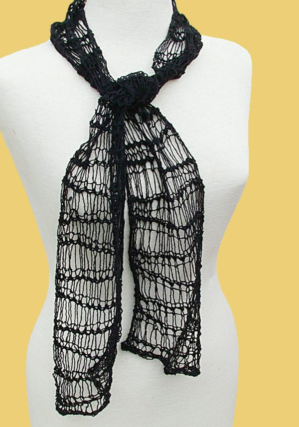 Spider Scarf KnitKit - Morehouse Farm