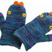 KissingFish Mittens 1