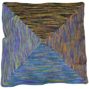 Kaleidoscope Baby Blanket 1