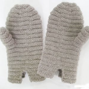 Beehive Mittens