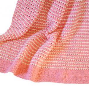 Bouquet Baby Blanket