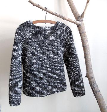Agate Sweater 1