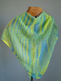 Triagonal Shawl