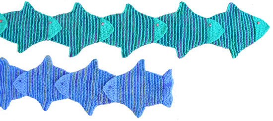 FishSchool Scarf