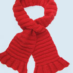 LobsterTail Scarf