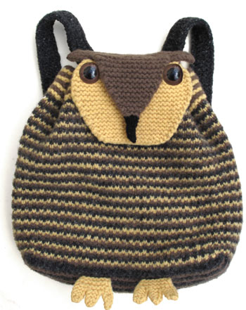 Owl Backpack 1
