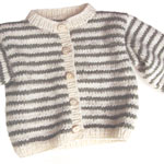Baby Zebra Jacket