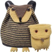 Owl Backpack KnitKit 2