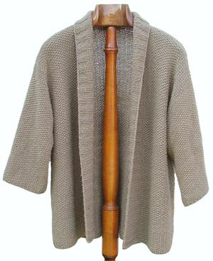 Cider Jacket KnitKit (Size Extra Large)