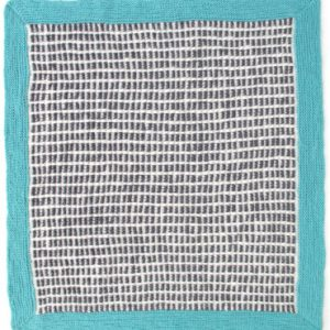 Skyscraper Baby Blanket KnitKit