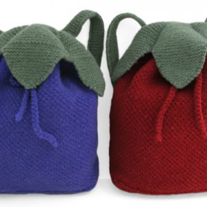 Berry BackPack PDF Pattern