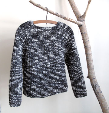 Agate Sweater KnitKit (Size 38)