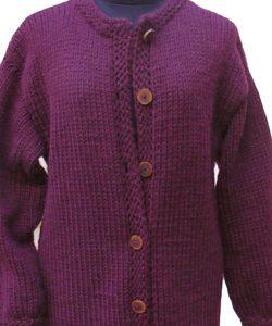 Biltmore Cardigan KnitKit (Size 48)