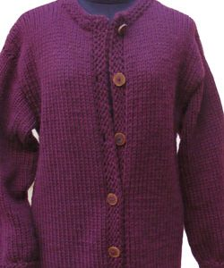 Biltmore Cardigan KnitKit (Size 36)
