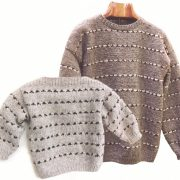 BishBash Sweater KnitKit