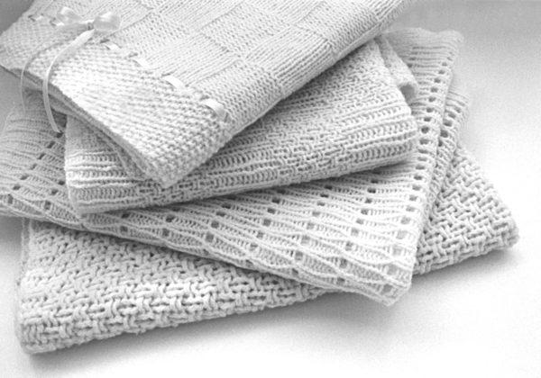 Baby Blanket Bundle KnitKit - Morehouse Farm