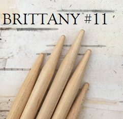 Brittany Birch Double-Pointed Knitting Needles US Size 11 (8 mm)