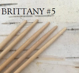 Brittany Birch Double-Pointed Knitting Needles US Size 5 (3.75 mm)