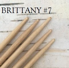 Brittany Birch Double-Pointed Knitting Needles US Size 7 (4.5 mm)