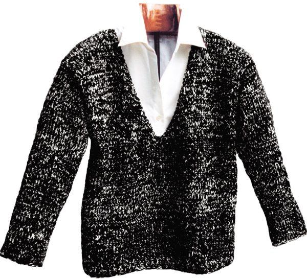 Jazz Sweater KnitKit 1