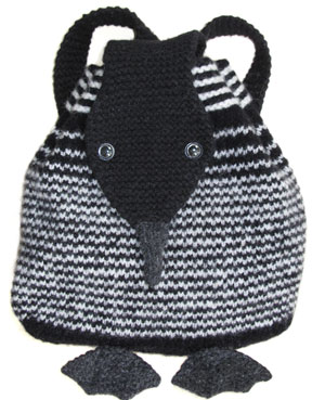 Loon Backpack KnitKit
