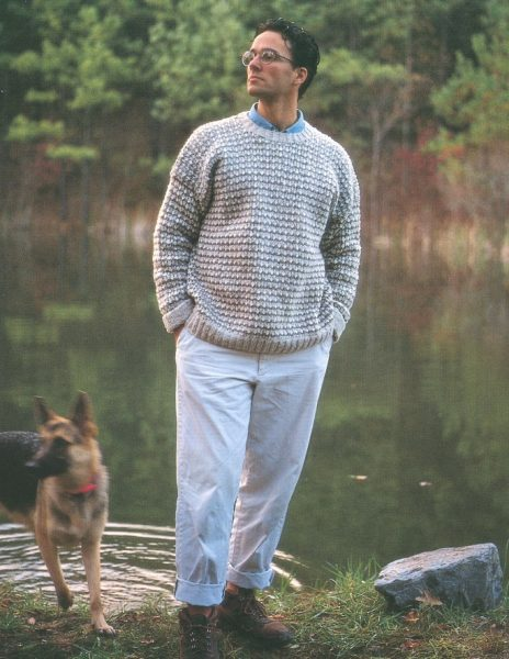 Morehouse Family Sweater KnitKit 1
