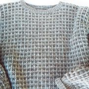 Morehouse Family Sweater KnitKit 2