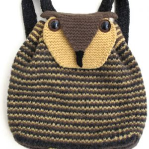 Owl Backpack KnitKit