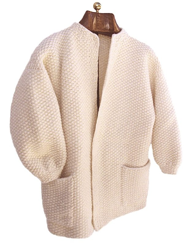 Pearl Coat KnitKit