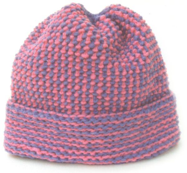Pebble Hat PDF Pattern