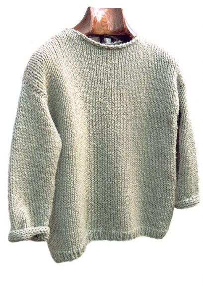 Sans Souci Sweater KnitKit 1