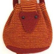 Snake Backpack KnitKit 1
