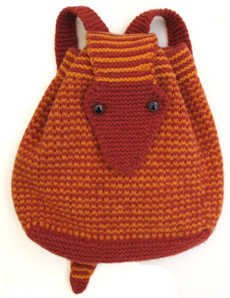 Snake Backpack KnitKit