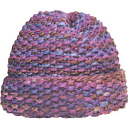 Variegated Igloo Hat PDF Pattern