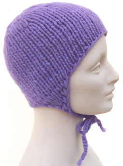 Helmet Hat PDF Pattern