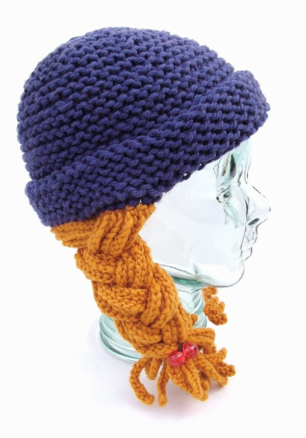 Wiggy Hat PDF Pattern