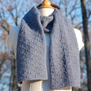 Edelweiss Scarf KnitKit