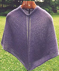 Capelet Poncho KnitKit