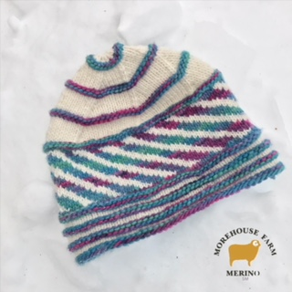 1009fb2f294 Sojourn Hat KnitKit - Morehouse Farm