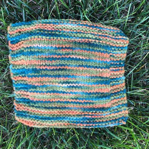 swatch of colorway steps at vetheuil
